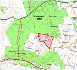 Cam quarry map